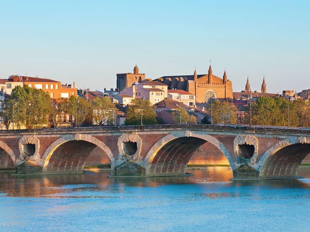 Séjour Midi-Pyrénées - Week-end détente et spa au coeur de Toulouse  - 4*