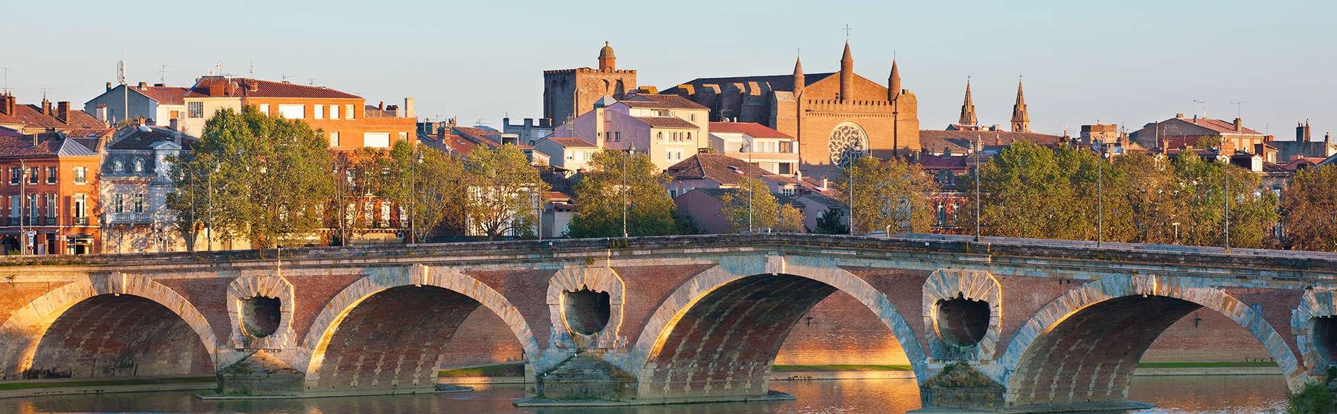 Week-end détente et spa au cœur de Toulouse