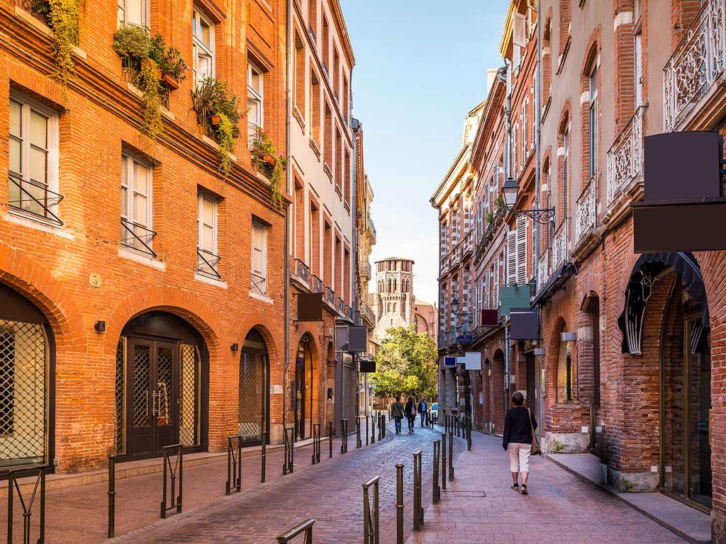 Séjour Haute-Garonne - Séjour tout en détente à Toulouse, à deux pas de la place du Capitole  - 4*