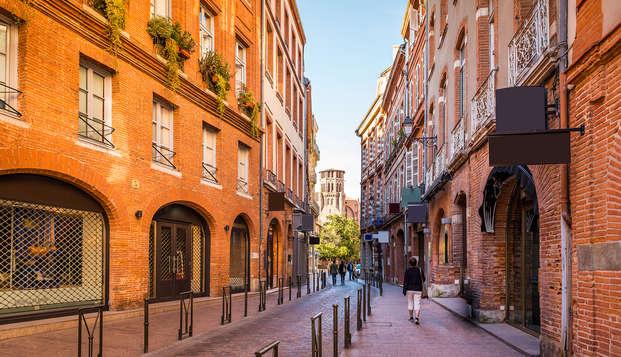 Week-end détente au cœur de Toulouse