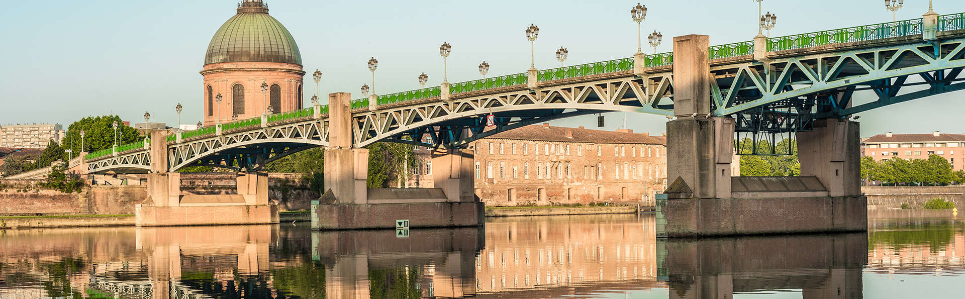 Détente au cœur de Toulouse