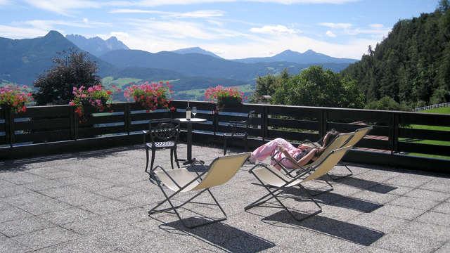Soggiorno di relax nel cuore del Trentino- Alto Adige