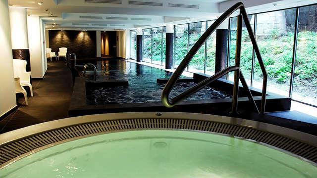 Week-end VIP: Un massage en duo, dîners et détente à Liège (à partir de 2 nuits)