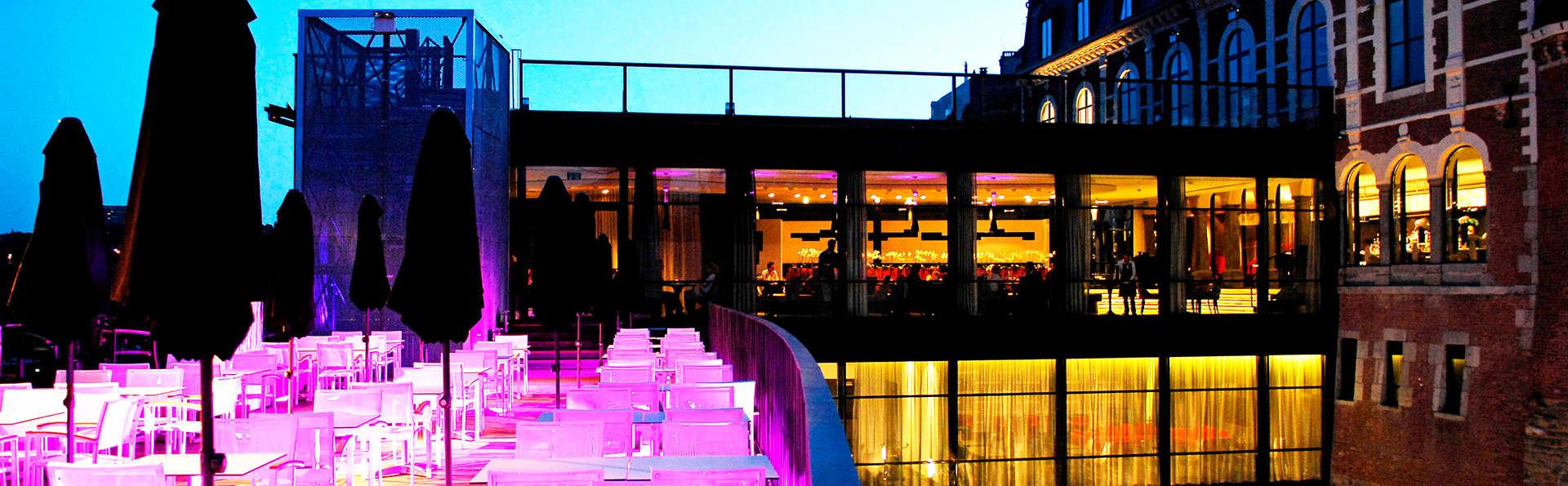 Détendez-vous à Liège avec un accès au Spa (à partir de 2 nuits)