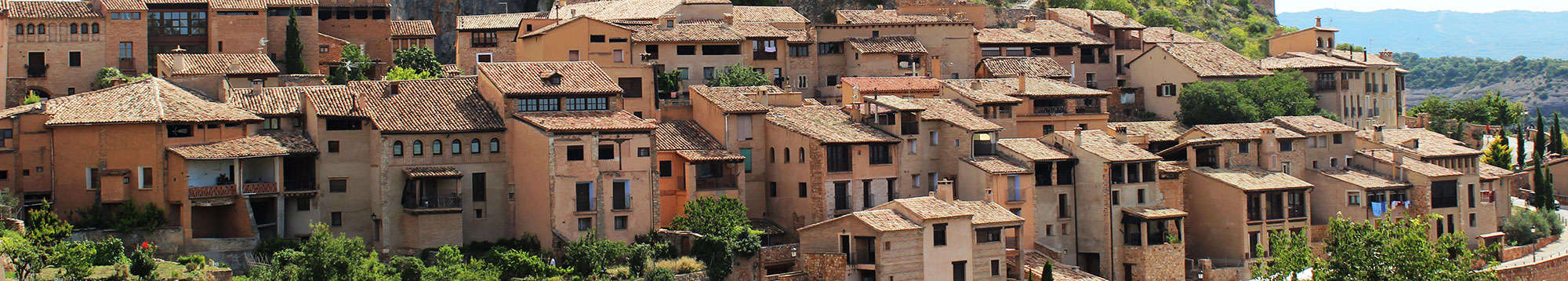 Week-end et séjour à Aragon