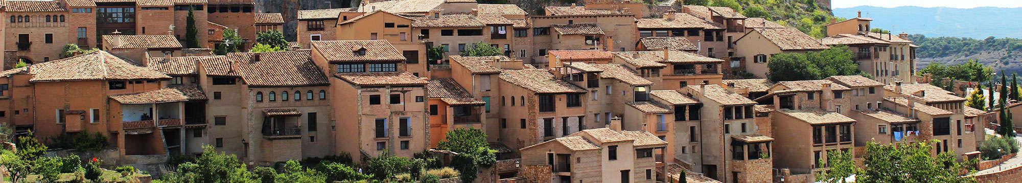 Escapadas fin de semana en Aragón