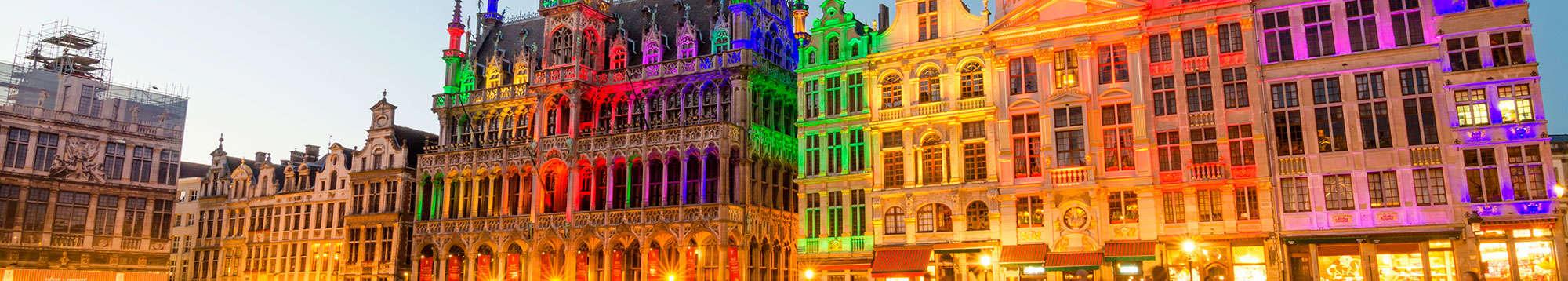 Week-end et séjour dans la  Région de Bruxelles