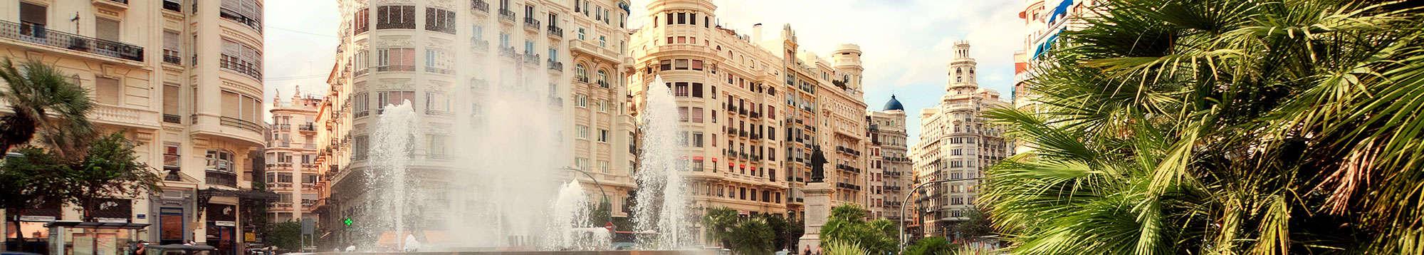 Weekendje weg in Comunidad Valenciana
