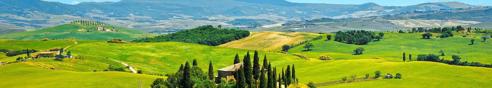 Week-end et séjour Toscane