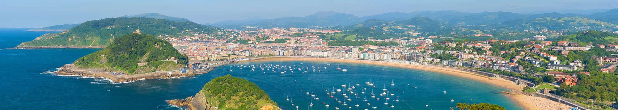 Week-end et séjour Vizcaya