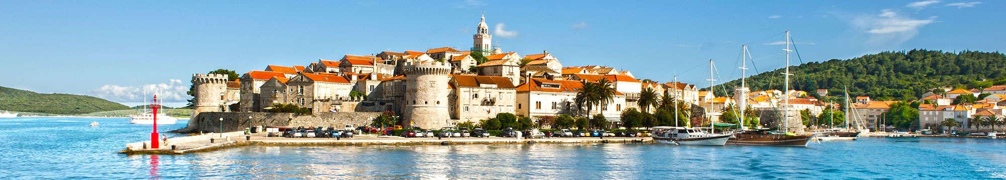 Escapadas fin de semana en Korčula