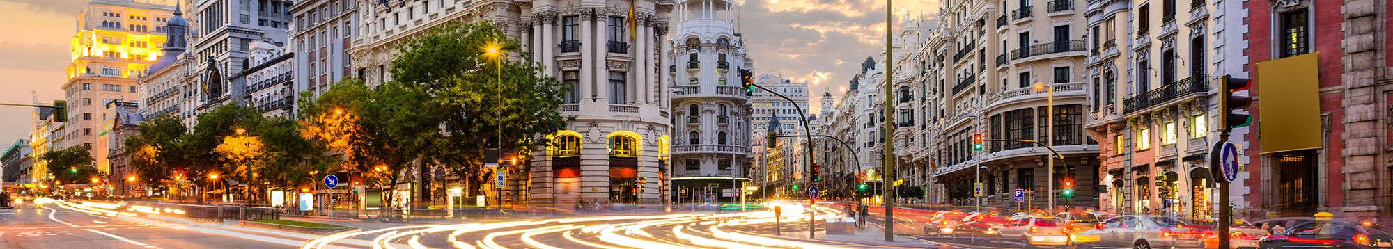 Weekendje weg in Las Rozas de Madrid