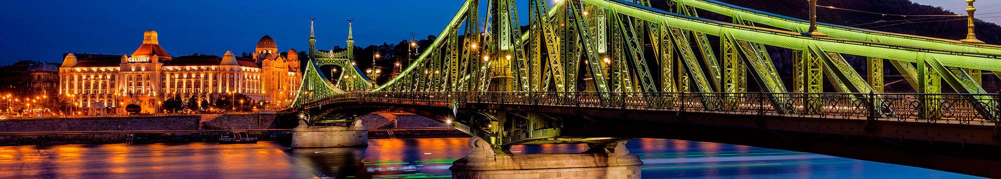 Escapadas fin de semana en Budapest
