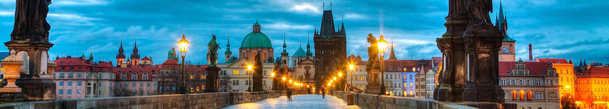 Week-end et séjour à Prague