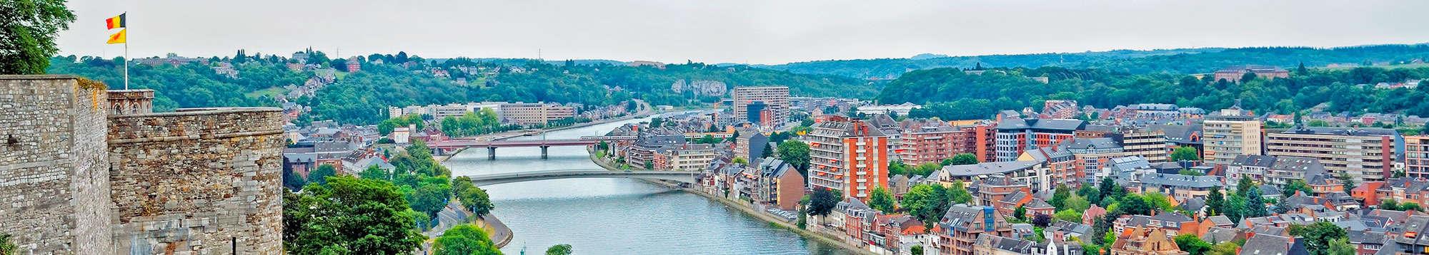Week-end et séjour Namur