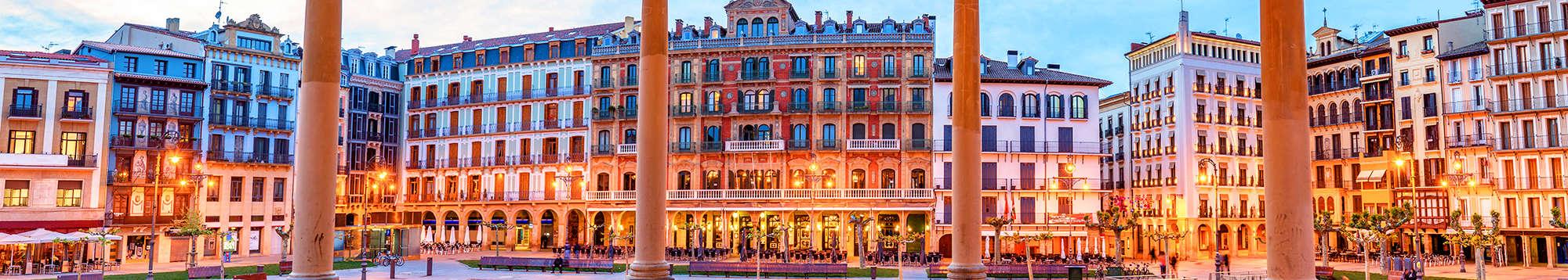 Week-end et séjour Pamplona