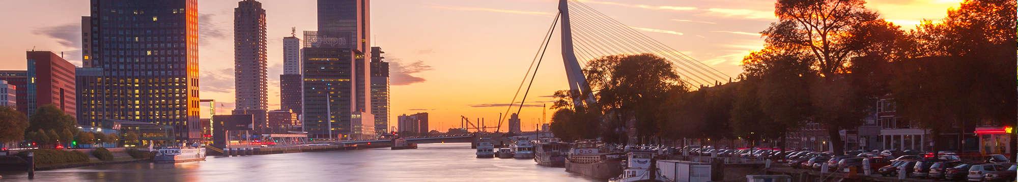 Week-end et séjour Rotterdam