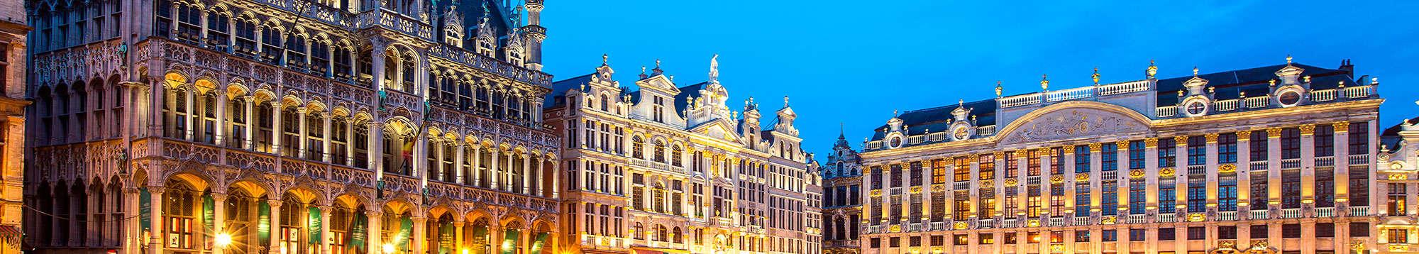 Week-end et séjour à Bruxelles