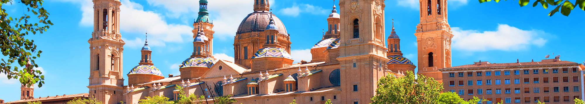 Escapadas fin de semana en Zaragoza