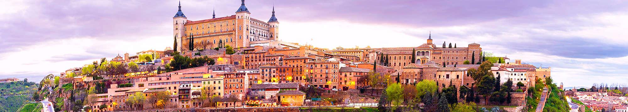 Week-end et séjour Toledo