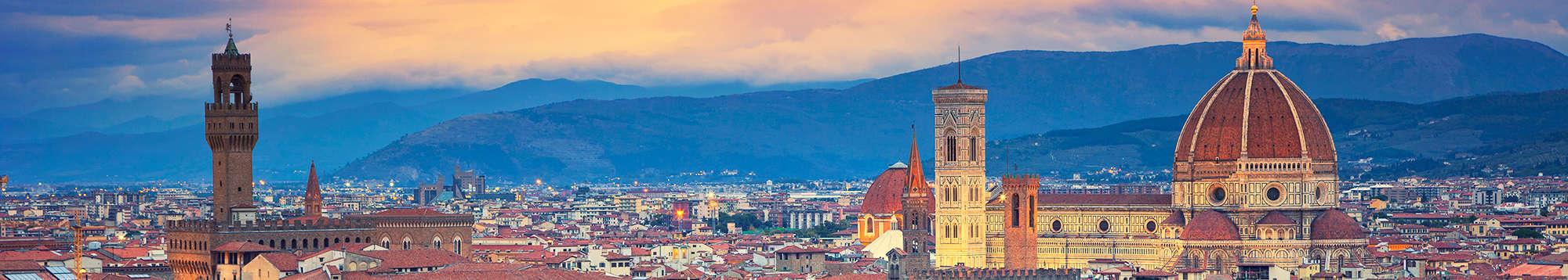 Week-end et séjour Florence