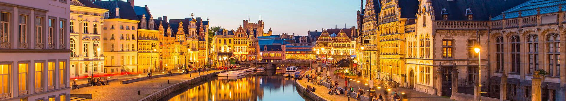 Weekendje weg in Gent
