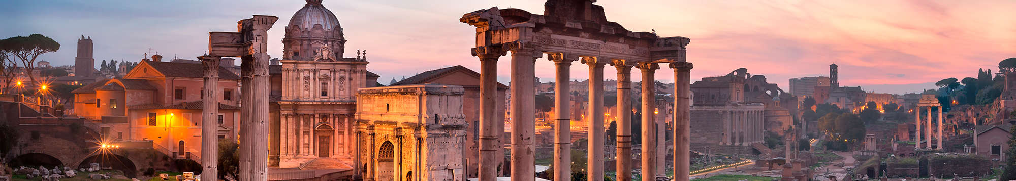 Week-end et séjour Rome