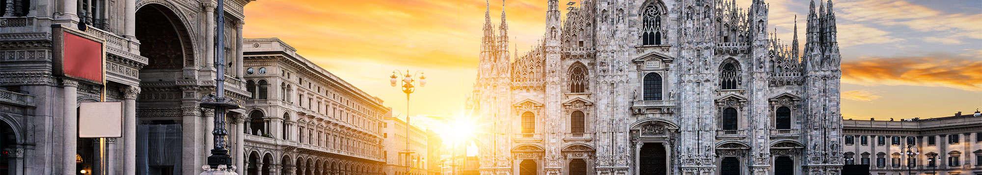 Week end e soggiorni Milano