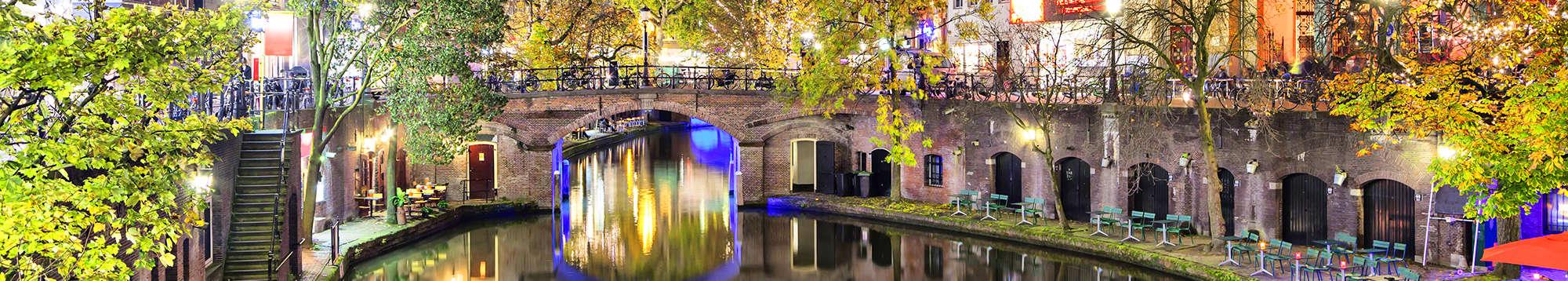 Weekendje weg in Utrecht