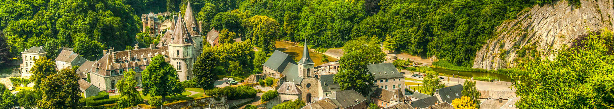 Weekendje weg in de Ardennen