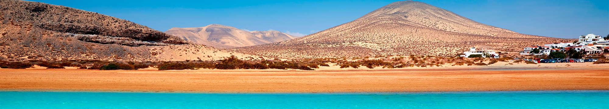 Escapadas fin de semana en Fuerteventura