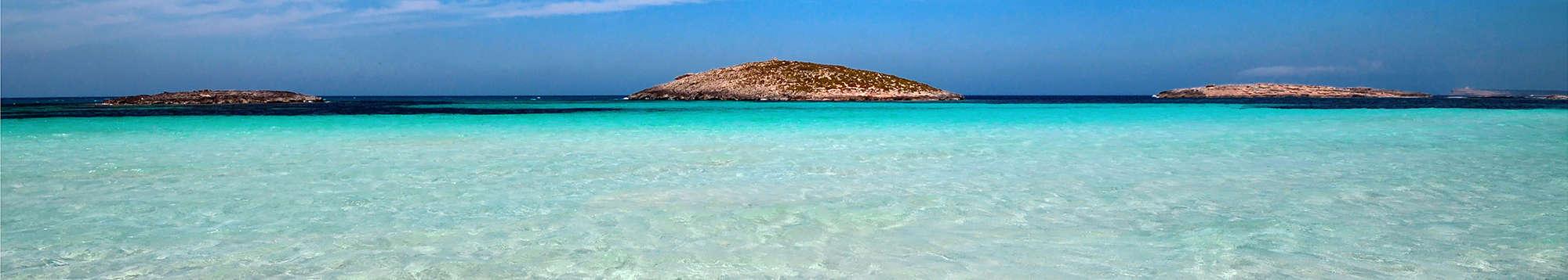 Escapadas fin de semana en Formentera