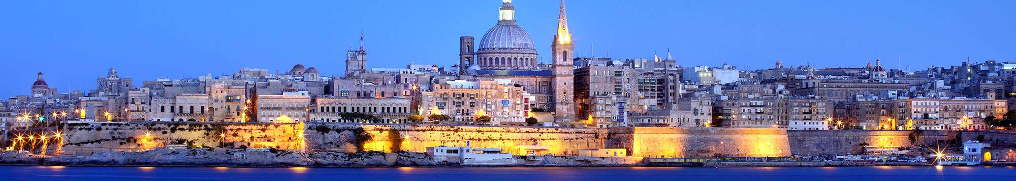 Weekendje weg in Eiland van Malta