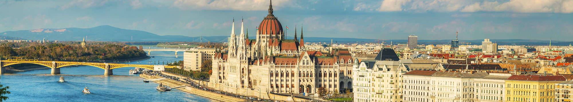 Escapadas fin de semana en Hungría