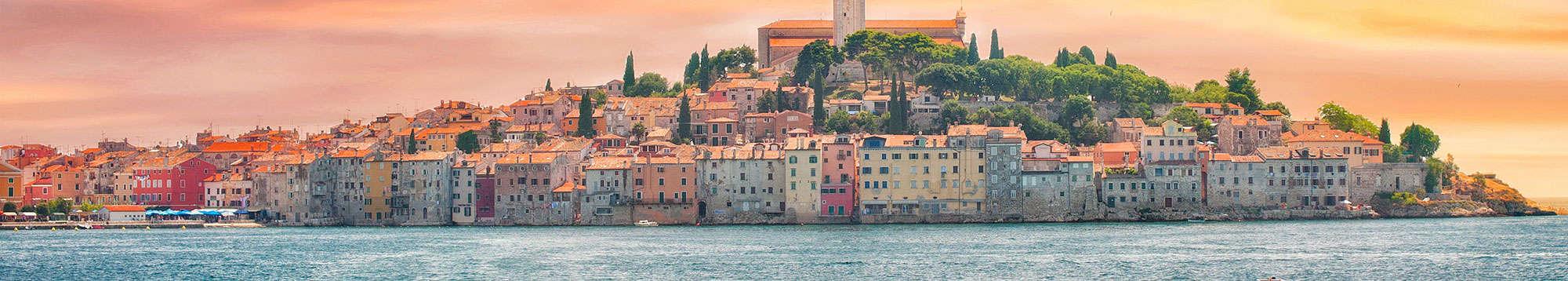 Escapadas fin de semana en Croacia