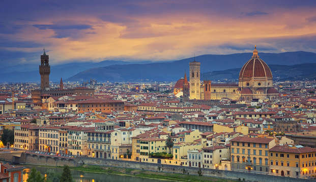 Serata gastronomica nel centro di Firenze in Classic