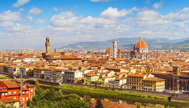¡Estancia en Florencia con Grand Tour Panoramic en minivan! (desde 3 noches)
