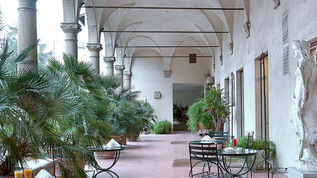 Économisez sur les longs séjours dans un bel hôtel du centre de Florence (à partir de 3 nuits)