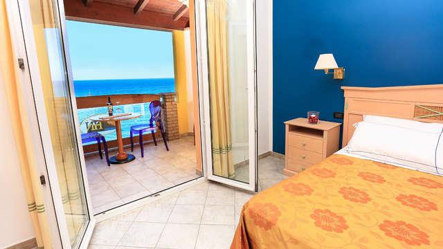 Escapada a Castelsardo con extra de habitación con vistas al mar