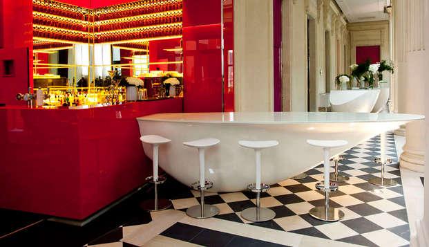 Hotel Radisson Blu Nantes - bar