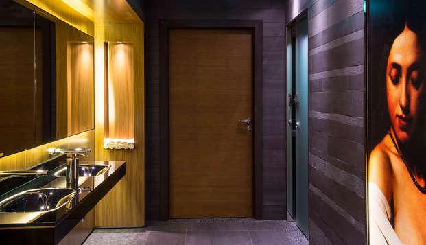 Hotel Radisson Blu Nantes - bath