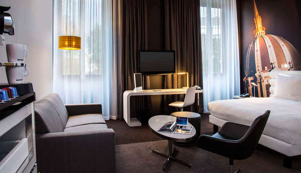 Hotel Radisson Blu Nantes - jsuite
