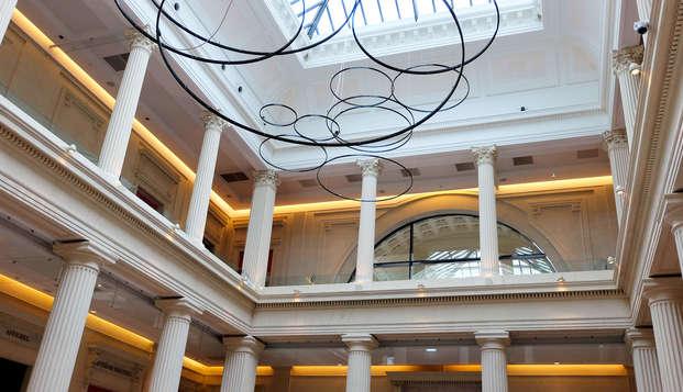 Hotel Radisson Blu Nantes - interior