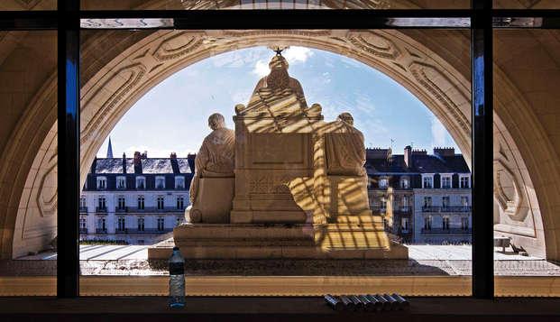 Hotel Radisson Blu Nantes - view