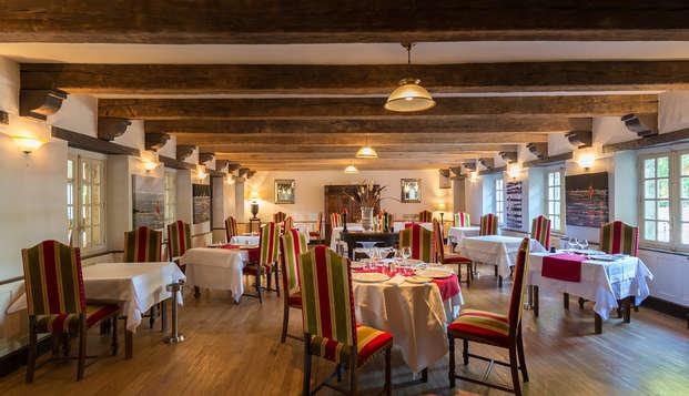 Escapade gourmande et détente dans un ancien moulin près de Concarneau