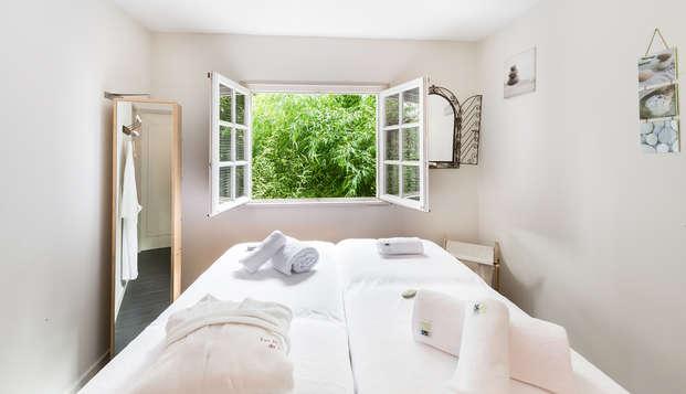 Parenthèse détente avec modelage et accès au spa à Moëlan-sur-Mer