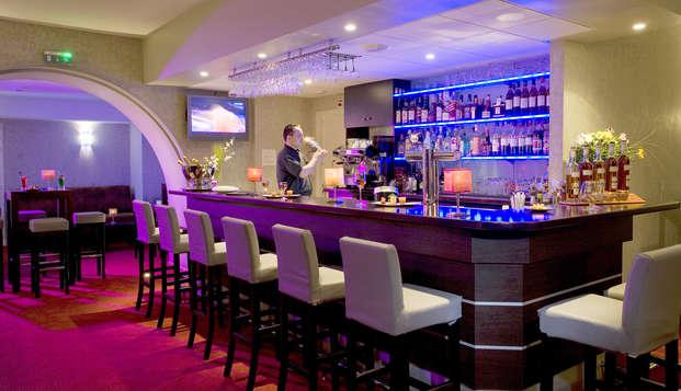 Hotel la Riviere - Bar