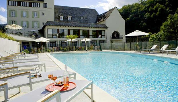 Séjour bien-être au cœur de l'Aveyron