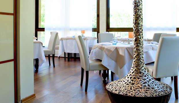 Hotel la Riviere - Restaurant
