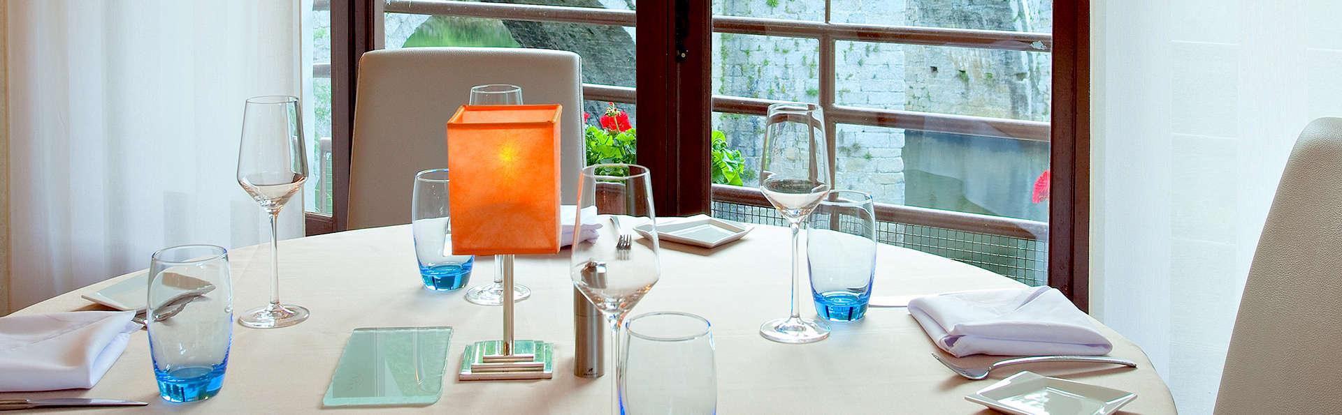 Séjour détente avec un dîner gastronomique au cœur de l'Aveyron